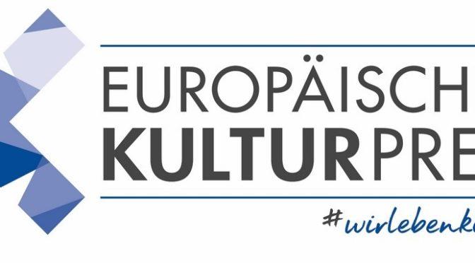 EUROPÄISCHE KULTURPREISGALA 2019