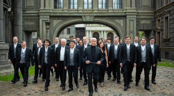 Vladimir Spivakov dirigiert im Wiener Musikverein