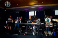 Omar Akram and band performs at Sofitel (Photo Tshombe Sampson)