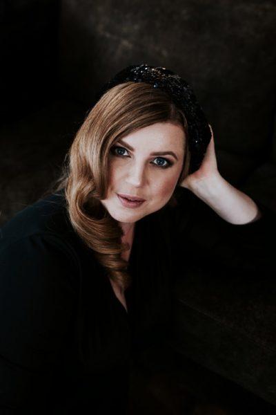 Simone Kopmajer wird im Oktober mit dem amerikanischen Saxofonisten und Chef des Tommy-Dorsey-Orchesters Terry Myers in der Steiermark auftreten, am 28. Oktober im Grazer Orpheum. (Foto Tina Reiter)