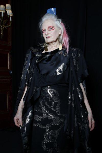 Die EUROPÄISCHE KULTURPREISGALA ehrt heuer u.a. die Stardesignerin Vivienne Westwood fürihrgesellschaftliches Engagement. (Foto EKP)