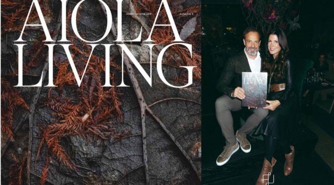 Präsentation des neuen Aiola Living Magazins im Schloss St. Veit