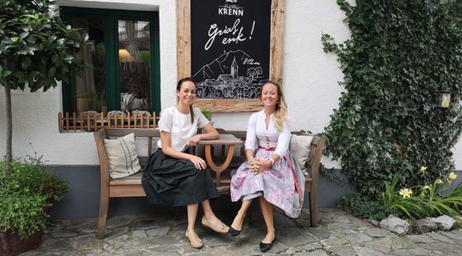 Theresia und Valerie Graf – in Pürgg wurde ihr Märchen wahr