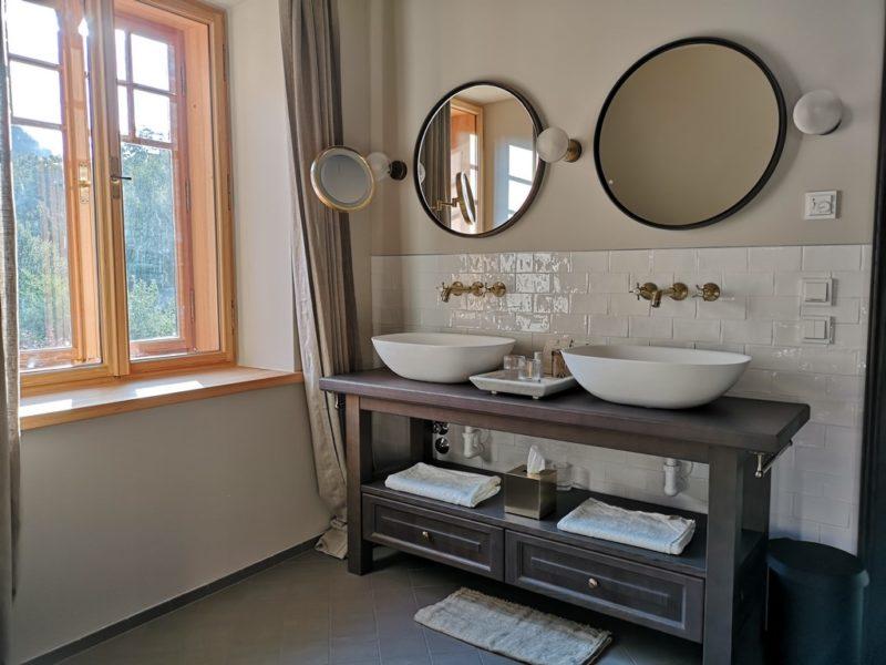 Die Innenarchitektur des Gästehauses Krenn wurde gemeinsam mit dem Innenarchitekten-Team der Firma Superunique umgesetzt. (Foto Hedi Grager)