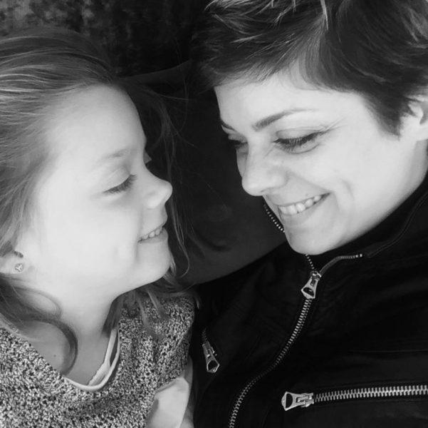 """Auch wenn 'Nach dem Event vor dem Event ist', muss genügend Zeit für unsere Kinder bleiben"""", so Alexandra Lientscher. (Foto privat)"""