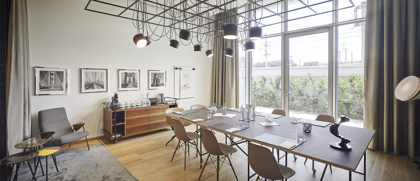 Das Hotel Andaz Vienna Am Belvedere wurde vom italienischen Stararchitekten Renzo Piano gestaltet. (Foto Andaz)