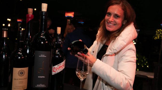 """Christina Dow: """"public! die öffentlichkeitsagentur"""" und """"Der Weinbote"""""""