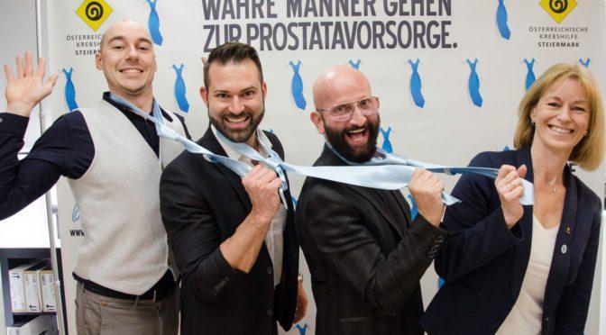 Grazer Stylist Dieter Ferschinger – Bart ab für den guten Zweck