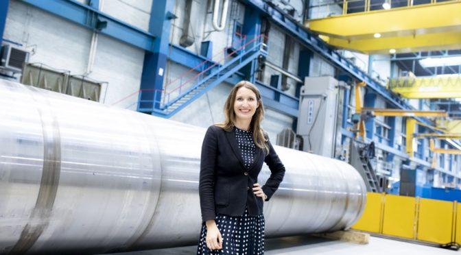 Elisa Wielinger, Andritz AG: Technikmit Herz undVerstand
