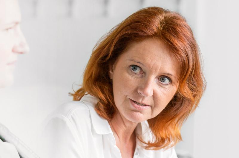 Gabriele Slamanig ist erfolgreiche PR-Beraterin und systemischer Coach. (Foto Die Slamanig)