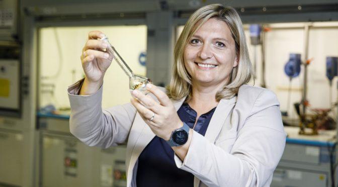 Irmgard Bergmann ist Head of Research and Development BU Energy bei der Isovolta Group