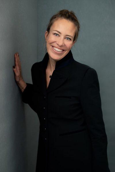 Kathi Goldscheider gründete 2006 ihre eigene Firma: die TShirt AG. Ihr Herzprojekt ist die minibag. (Foto minibag)