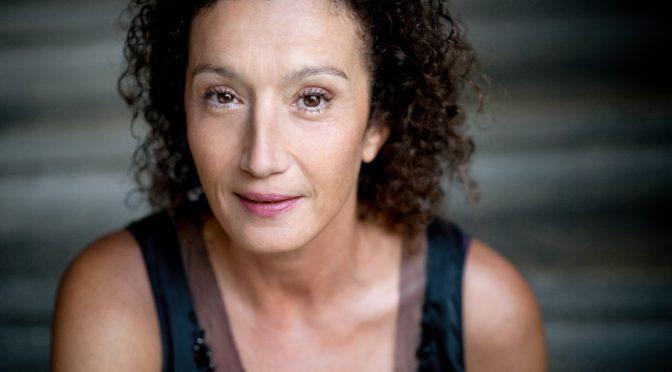 Konstanze Breitebner liebt ihren Beruf: Schauspielerin