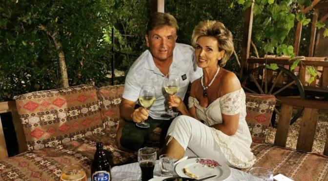 Liane Wirzberger und William Balser – ein erfolgreiches Paar