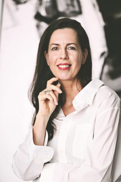 Katja Foos wird ab Januar 2020 die Position Director Design des erfolgreichen Labels Marc Cain übernehmen. (Foto Marc Cain)