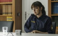 Verena Altenberger in POLIZEIRUF 110 (Foto BR_Hendrik Heiden)