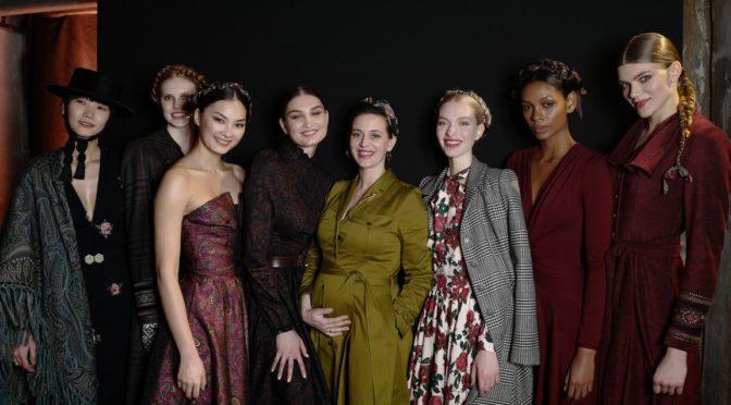 Fashion Week Berlin: Lena Hoschek präsentiert ihre Kollektion 'ARTISAN PARTISAN'