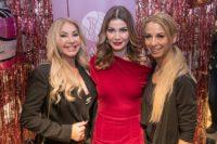 Opening des Beauty&Lifestyle Spas: Carmen Geiss, Carmen Knor und Yvonne Rueff (Foto Helmut Tremmel)