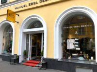 Das Modelabel Manuel Essl Design in Graz. (Foto MED)