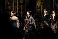 Fashion Show von Marc Cain während der Berliner Fashion Week. (Foto Marc Cain)