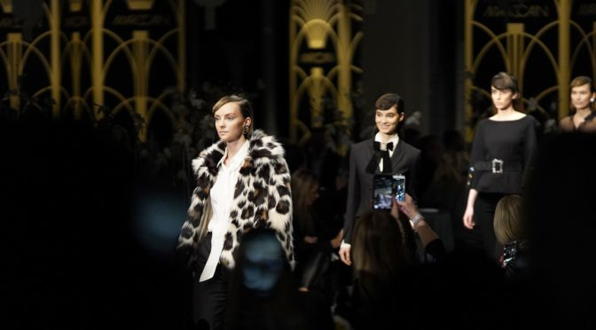 Marc Cain lud zur exklusiven Mode-Soirée