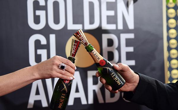 """Moët & Chandon presents """"A toast for a cause"""" anlässlich der Golden Globe Awards 2020"""