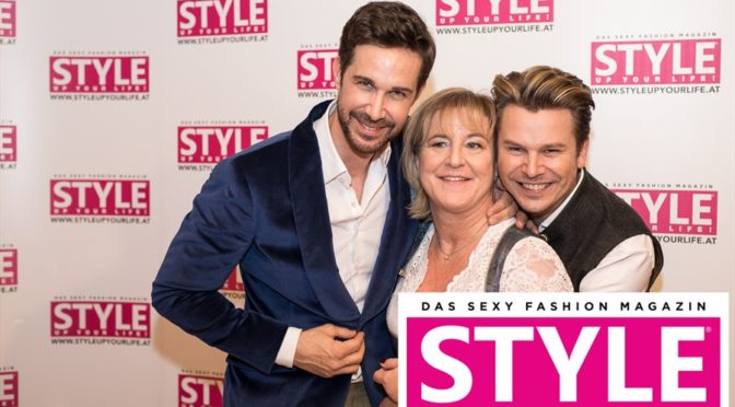 STYLE UP YOUR LIFE! Styling Lounge beim Stanglwirt
