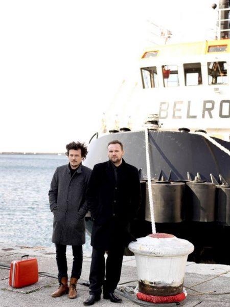 Zwei großartige Schauspieler und Kabarettisten: Manuel Rubey und Thomas Stipsits. (Foto Ingo Pertramer)