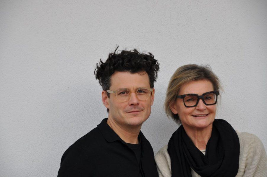 Schauspieler Manuel Rubey in einem sehr offenen Interview mit Journalistin Hedi Grager. (Foto Reinhard Sudy)