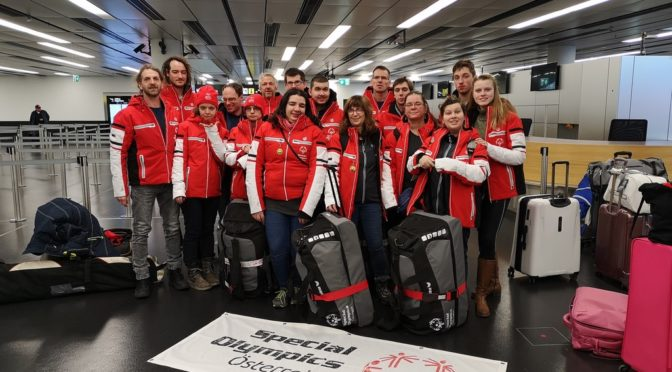 Special Olympics Winterspiele und Special Olympics Invitational Games 2020