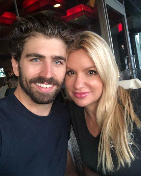 Swen Temmel ist sehr glücklich mit seiner Freundin Meadow Williams, die bereits in einigen erfolgreichen Filmen spielte, aber auch als Produzentin und Drehbuchautorin tätig ist. (Foto privat)