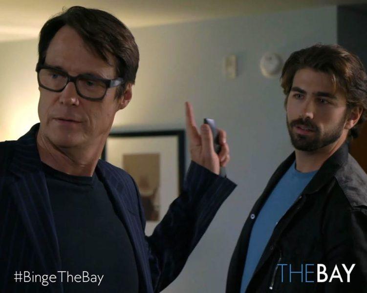 """Die Show """"The Bay"""" mit Swen Temmel als Producer, wurde für einen Emmy nominiert. (Foto The Bay)"""