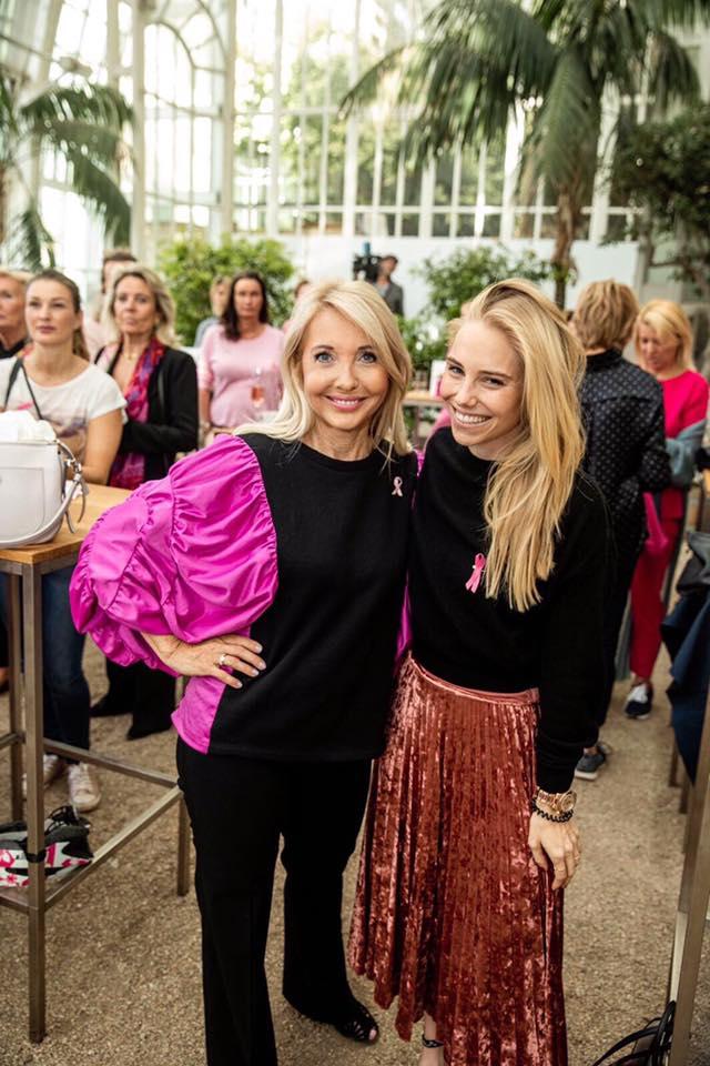 Uschi Fellner und ihre Tochter Jenny Magin: erfolgreiche Unternehmerinnen. (Foto privat)