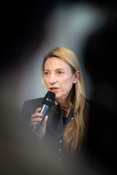 Dr.in Juliane Bogner-Strauß - die neue steirische Landesrätin für Bildung, Gesellschaft, Gesundheit und Pflege. (Foto Streibl/Land Steiermark)