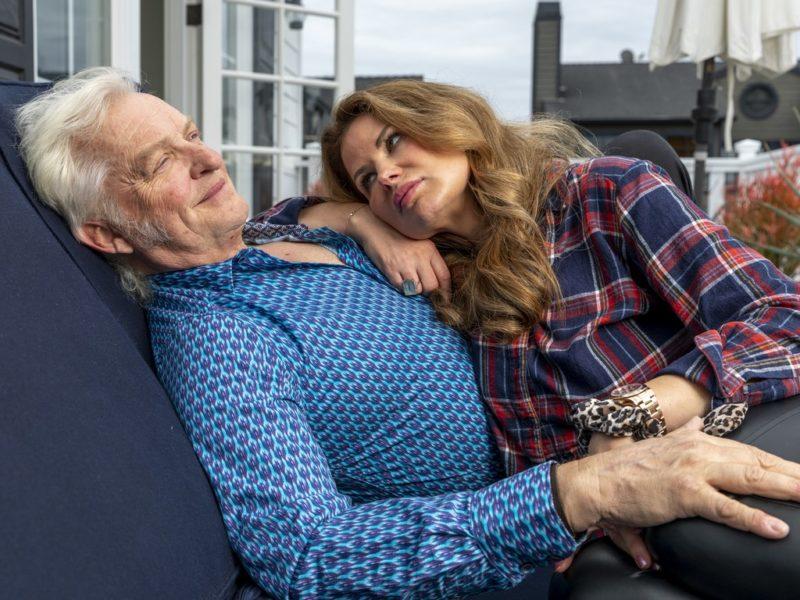 Lea Wolf-Millesi und Peter Wolf sind ein erfolgreiches, gut eingespieltes Power-Paar. (Foto privat)