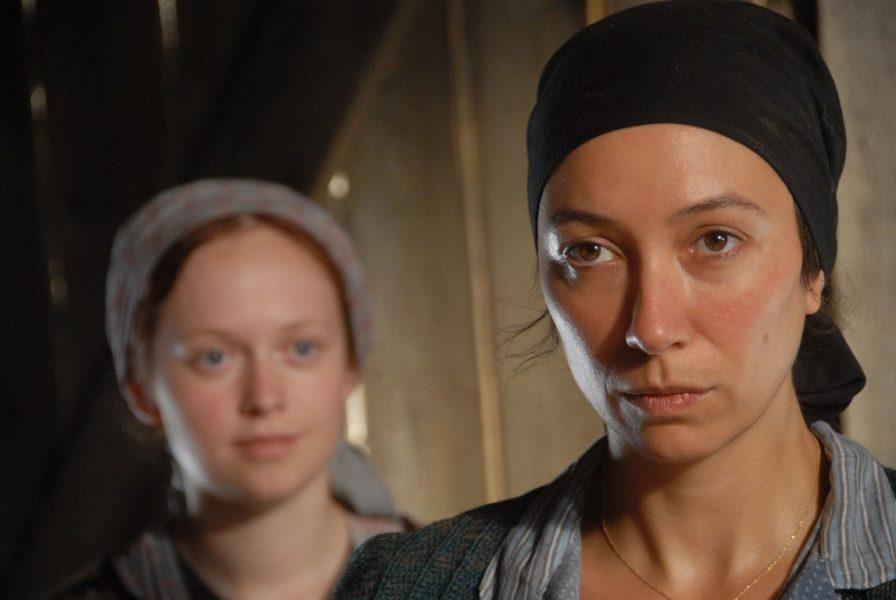 Für ihre Darstellung der Bäuerin Traudl Fasching in 'Vielleicht in einem anderen Leben' wurde Ursula Strauss mit dem österreichischen Filmpreis 2012 ausgezeichnet. (Foto Alfons Kowatsch)