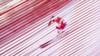 """Starfotograf Mathias Kniepeiss: """"Das Foto für den """"Excellence Award"""" entstand 2019 bei den Hahnenkamm-Rennen Kitzbühel für WWP."""" (Foto Mathias Kniepeiss)"""