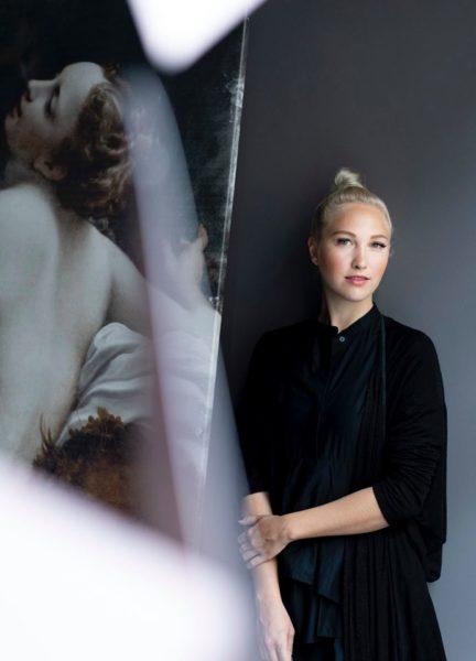 """""""Jede meiner Kollektionen muss eine Geschichte erzählen und das Gesamtbild absolut stimmen"""", erklärt die junge Designerin Katharina Purkarthofer. (Foto privat)"""