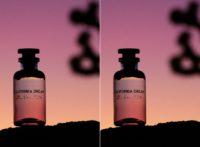LOUIS VUITTON präsentiert sein neues unisex Parfum de Cologne California Dream. (Foto LOUIS VUITTON)