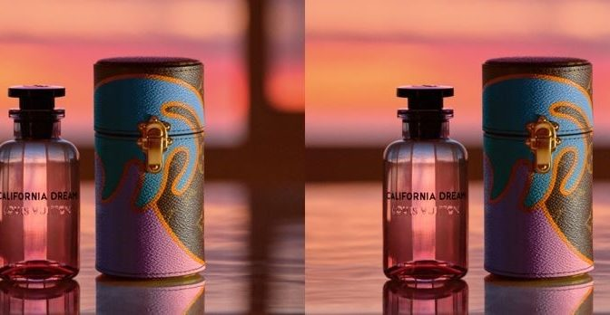 Louis Vuitton präsentiert sein neues Parfum CALIFORNIA DREAM