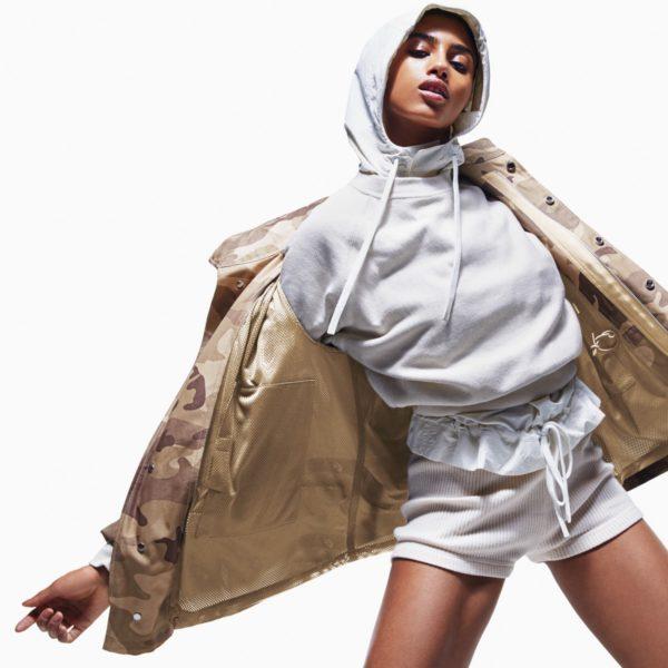 """Victoria Beckham: """"Die neusten Produkte feiern lässige, unkomplizierte Sportwear-Designs der 90er."""" (Foto Wilk PR)"""