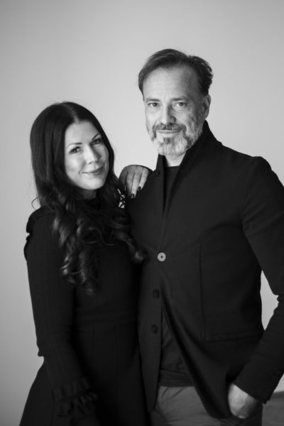 Die erfolgreichen Unternehmer Judith und Gerald Schwarz freuen sich über die Wiedereröffnungen ihrer Lokale. (Foto Jauk Katharina)