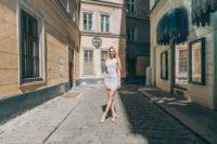 """Miss Vienna Beatrice Körmer unterstützt mit ihrer neuen Aktion """"Beatrice liest"""" die neue Tour von """"Cultural Places"""". (Foto Chaluk)"""