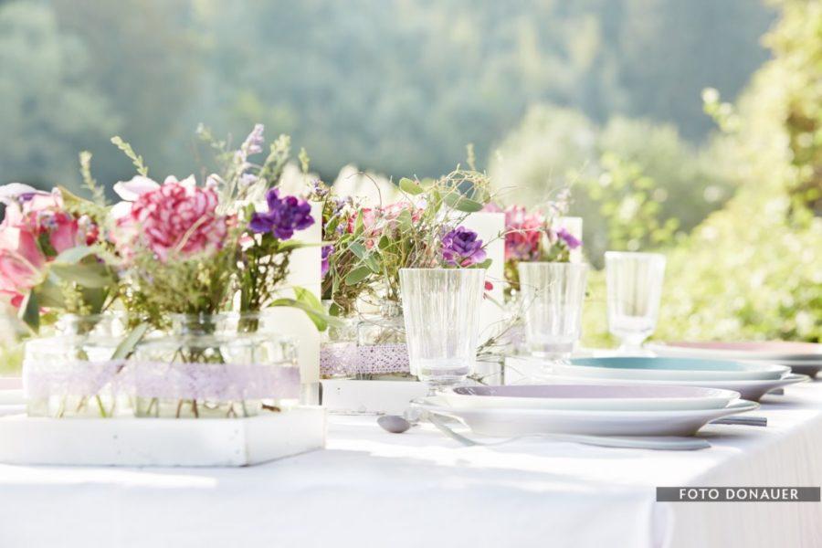 """Das Motto von Blumen Engele: """"So individuell wie Du!"""" (Foto Donauer)"""