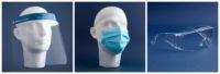 MPG Healthcare ist neuer Anbieter für Schutzmasken,- brillen und -visiere. (Foto MPG)