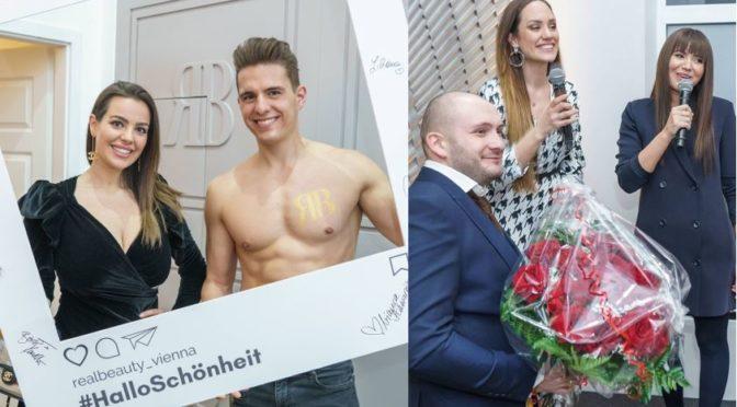 Das Real Beauty Vienna Studio hat sich vergrößert