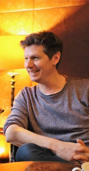 Schauspieler Thomas Clemens besuchte die Schauspielschule am Max-Reinhardt-Seminar in Wien und das Conservatoire National (CNSAD) in Paris. (Foto Reinhard Sudy)