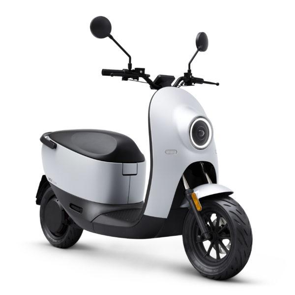 Der innovative E-Scooter von unu ist ein sicherer und nachhaltiger Begleiter.(Foto unu)