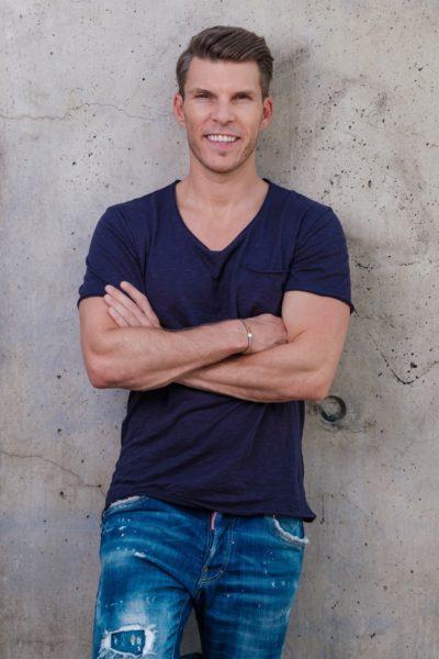 """Florian Gschwandtner ist international agierender Unternehmer, Marketinggenie und Investor von """"2 Minuten 2 Millionen. (Foto Werner Harrer)"""