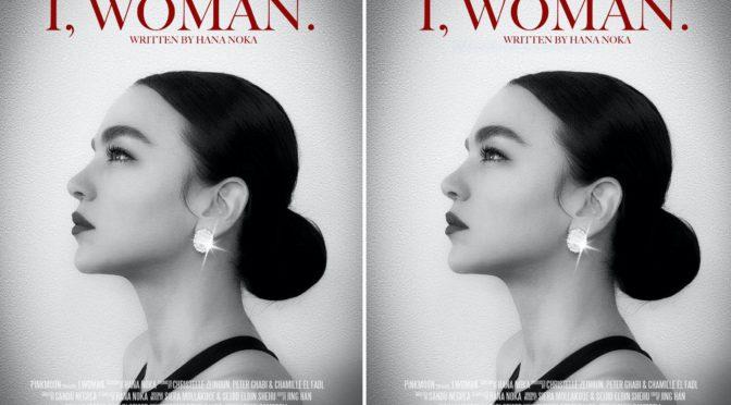 New film of Hana Noka called 'I, WOMAN'